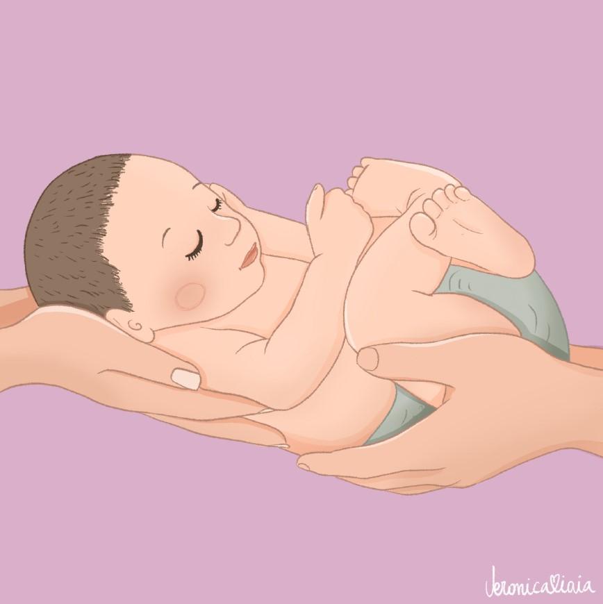 Cura del Neonato: le risposte della Pediatra